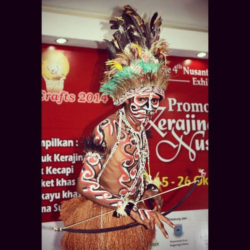 Suku Asmat .. One of Indonesian Tribes .. Indonesiantribes Indonesiancultures Sukuasmat Asmat