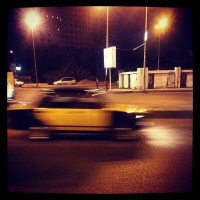 و اسكندرية تاني، وآه م العشق ياااااني Alex Egypt LADA Taxi Yellow Black StreetPhotography Sea