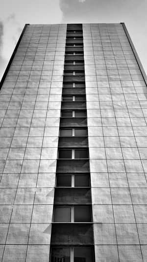 Blackandwhite Photography Black And White Urban Geometry Urbanphotography Building Ramatgan City