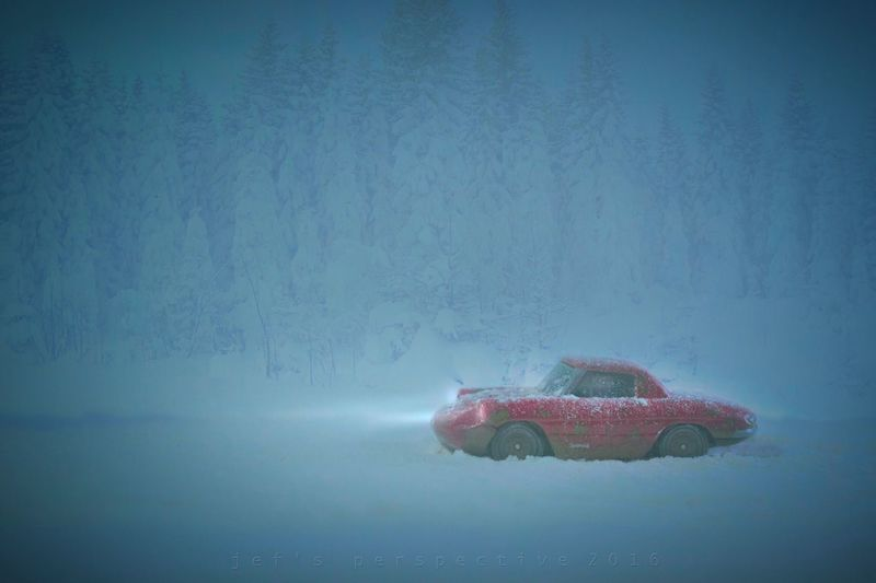 Toys Snow FUJIFILM X-T1 Fujifilm Land Vehicle Cold Temperature No People Toyphotography Diecast Diecastphotography Diecastcars Diecastlovers Diecasttoys Diecastography Cars Cars The Movie