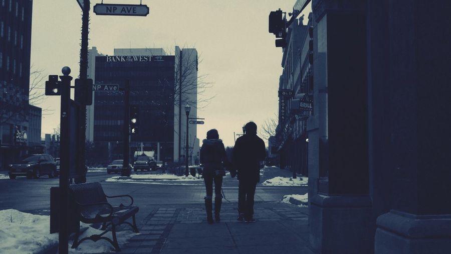 QVHoughPhoto FujiFilmX100 Fargo Northdakota Urban Streetphotography Downtown