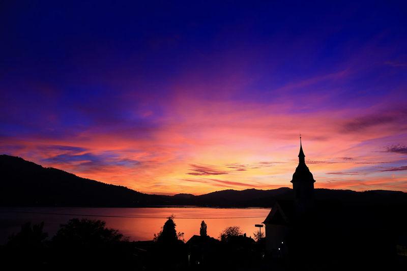 Zugersee Sunset