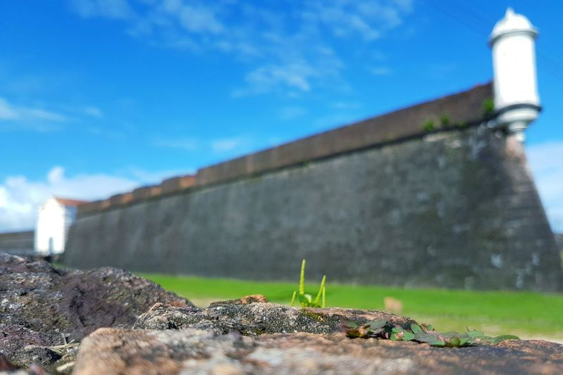 Fortress Fortress Wall Fortress Of Stone Biggest Wonderful World Wonders Of The World Built Structure Sky Outdoors Building Exterior Architecture Day No People Cloud - Sky Nature Grass Close-up The Architect - 2017 EyeEm Awards EyeEmNewHere TCPM Getty Images Premium Collection Fortaleza De São José Fortaleza De Macapá Brazil Neighborhood Map Place Of Heart Live For The Story EyeEm Selects Lost In The Landscape Connected By Travel