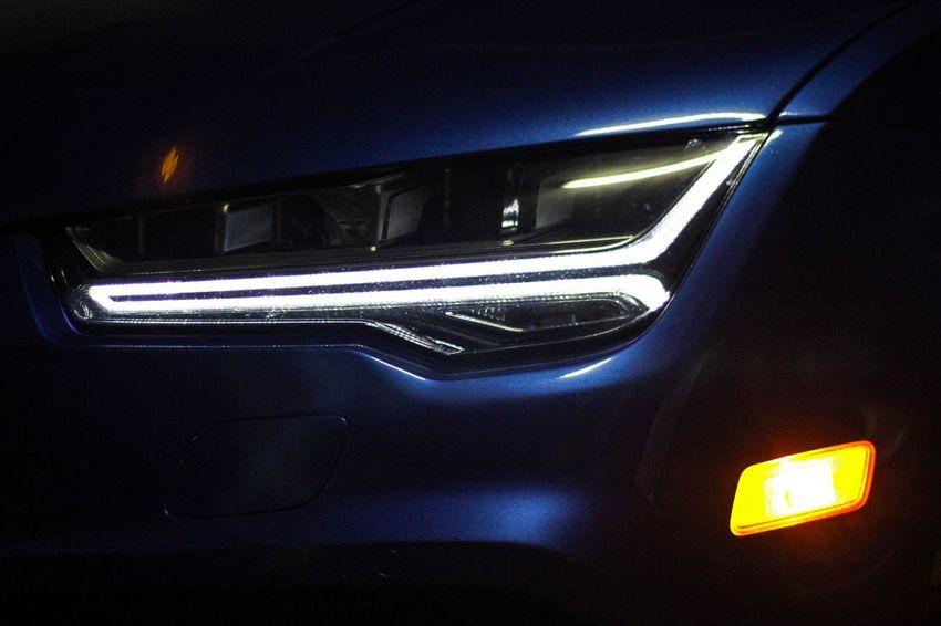Audi Rs7 Headlight