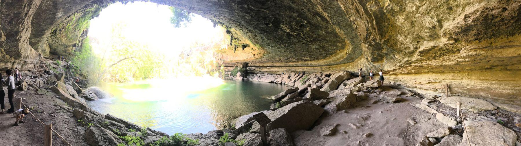 hamilton pool Beauty In Nature