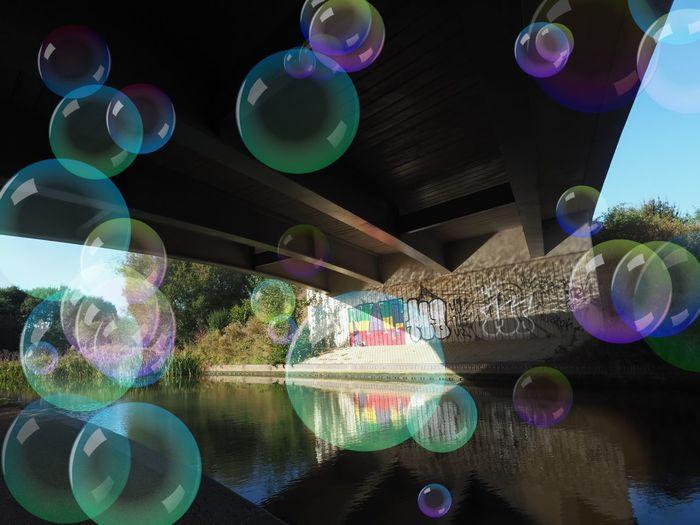 River bridge 212889 The City Light
