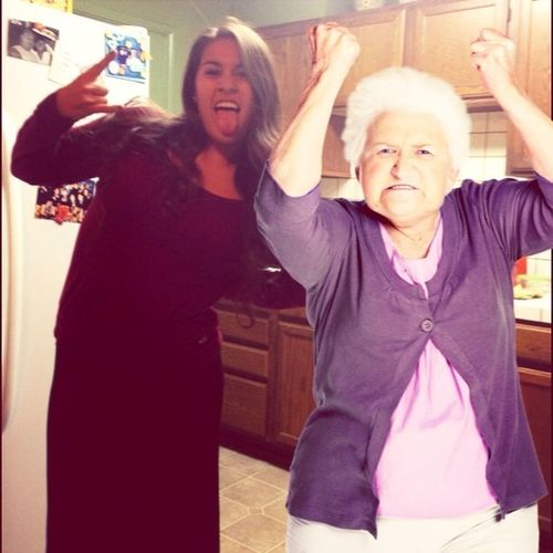Party With Grams! Haha