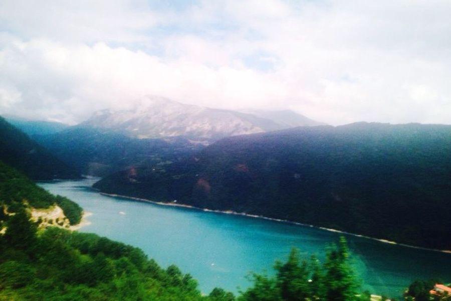 Photography Original Landscape Gj.Q CopyrightGj.Q Beautiful Colorful Nature Beauty Of Montenegro Peacful