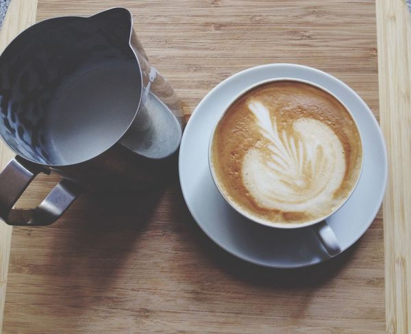raticando Cafe Time Barista Enjoying Life Favorite Cafe Latte