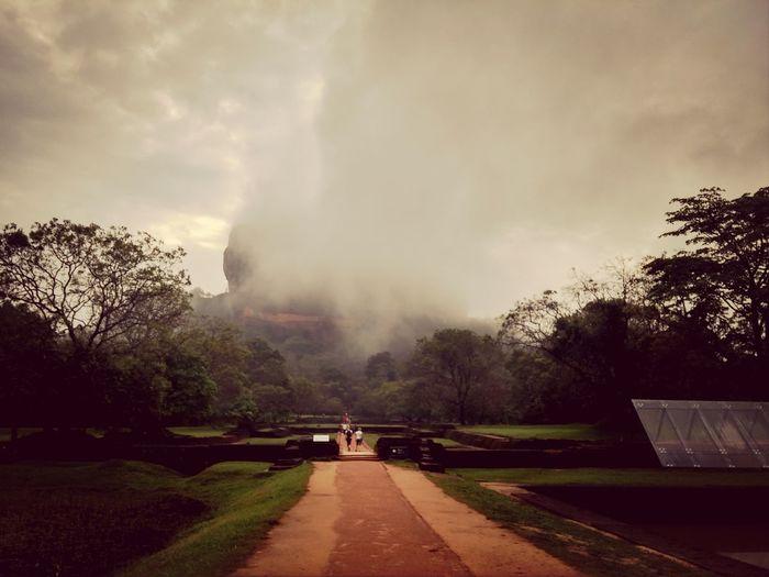 Traveling In Sri Lanka Beautiful Nature
