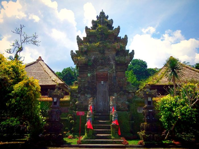 part of pray Panoramic Landscape_Collection City Tree Statue Ancient Civilization Religion Spirituality History Gate