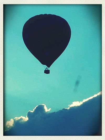Hot Air Balloon <3