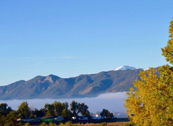 Colorado Springs Fog