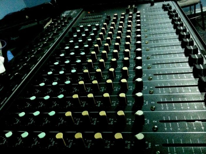 Mixer, Consola, Antaño First Eyeem Photo musica