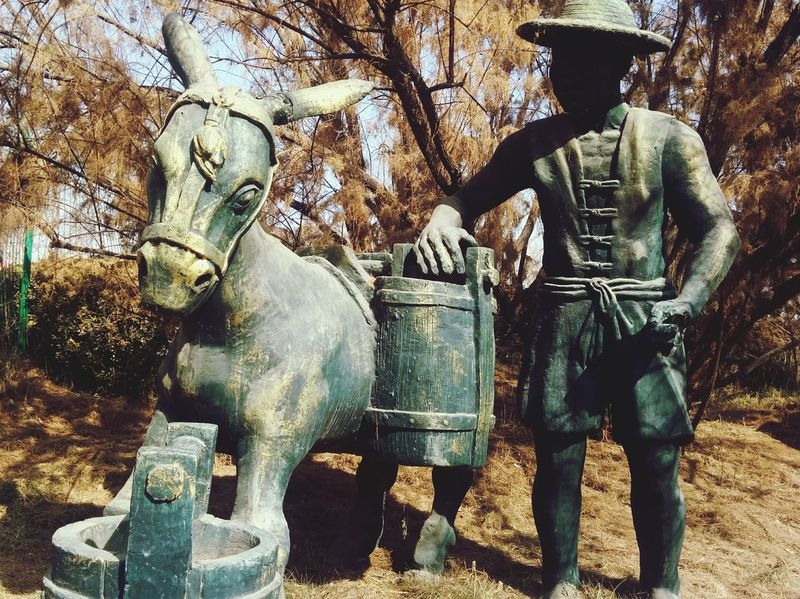 Horse Sculpture Lanzhou