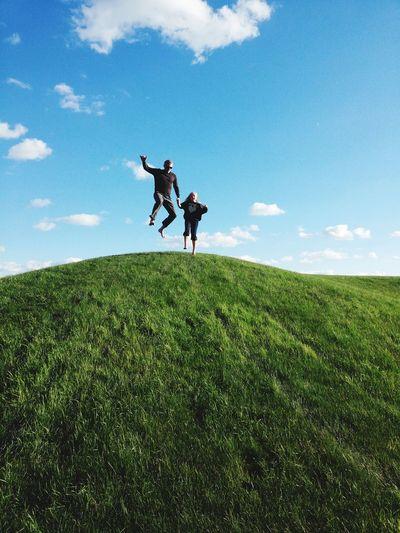 Summer ☀ Sunday Enjoying Life