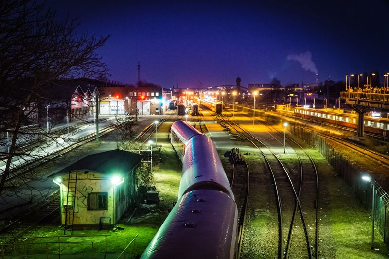 Night Train -