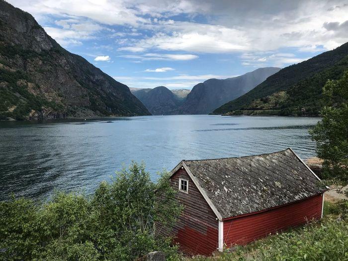 Fjord Mountain