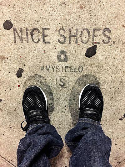 Kicks Shoes Shoeselfie Shoefie New Shoes My Shoes Shoes ♥ Shoegasm