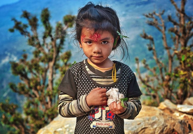 childhood. Childhood Portrait Looking At Camera Child Nature People Personal Begger Nepal Asian  Lifestyles The Portraitist - 2017 EyeEm Awards Portrait Photography Mood Girl EyeEm Best Shots Local HUMANITY The Great Outdoors - 2017 EyeEm Awards Tradition Traditional Culture Traditional Clothing England The Portraitist - 2017 EyeEm Awards Connected By Travel
