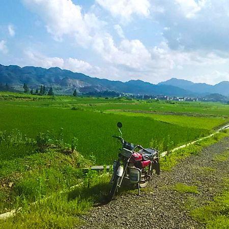 Bike trip. ASIA Biketrip Hunan China Travel Photography Backpacking Traveling In China Travelaroundtheworld ThousandMiles Follow4follow