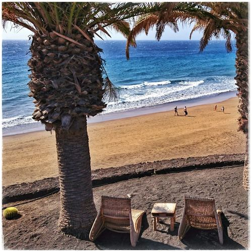 Endlessummer Neverendingsummer Restandrelax Happyholidays Lanzarote Beachphotography Enjoying The View