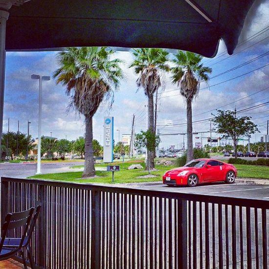 Enjoying lunch with good company. LovingLife Optimum Starbucks