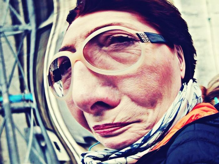 Fish Eye Street Photography Fisheye