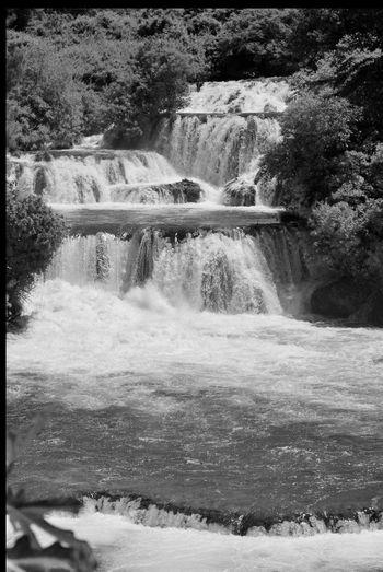 River KrKa in