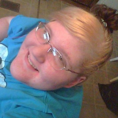 <3 ^_^ jazzy did my hair @__jazzy__beth__ Blonde_and_red_hair Hazel Eyes  Happy Smile
