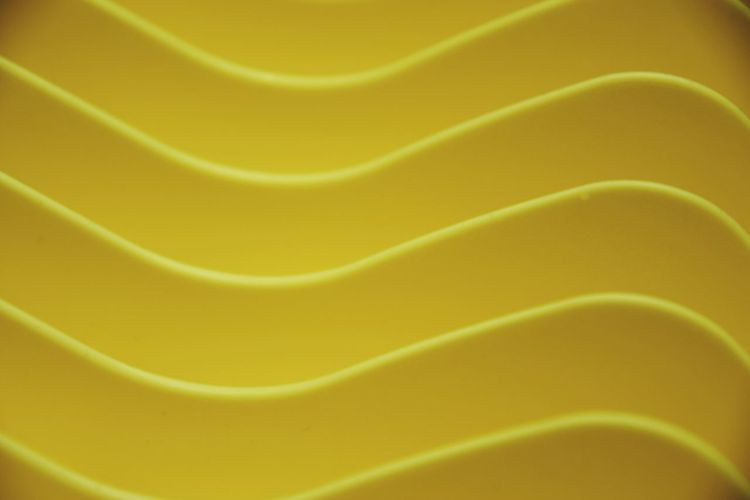 Yellow Backgrounds No People Full Frame Multi Colored Indoors  Close-up Day Curves And Lines Curves Yellowline Yellowcuves Maslak Details EyeEmNewHere