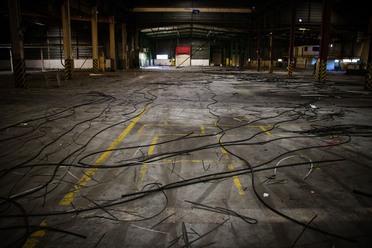 Industrial Photography Industry Light Lines Abandoned Architecture Bankrupt Building Crisis Day Empty Indoors  No People Pipes Redundancy Shed Urbex