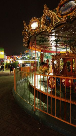 Themapark Merrygoround
