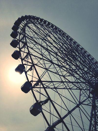 IPhoneography Ferris Wheel Justgoshot