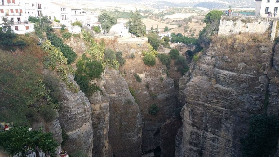 Ronda, Andalusia Architecture Travel Destinations Beauty In Nature