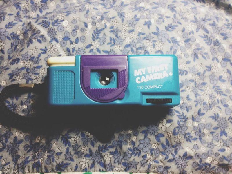 My First Camera Film Camera 110 Film Old School