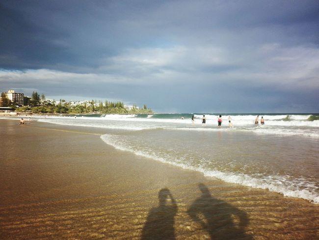 Relaxing Life Is A Beach Caloundra Beach Walk