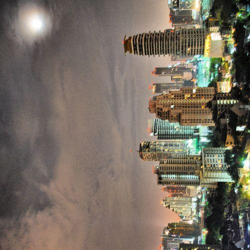 Architecture City Beautiful Night Lights
