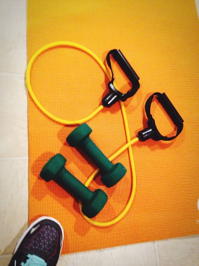 Workout Workout Fitness Weights Weightloss Yogamat Resistancebands