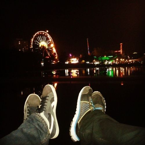 Gençlikparkı Havuzbaşı Ankara Ulus instagram instamood instagood night lights reflection