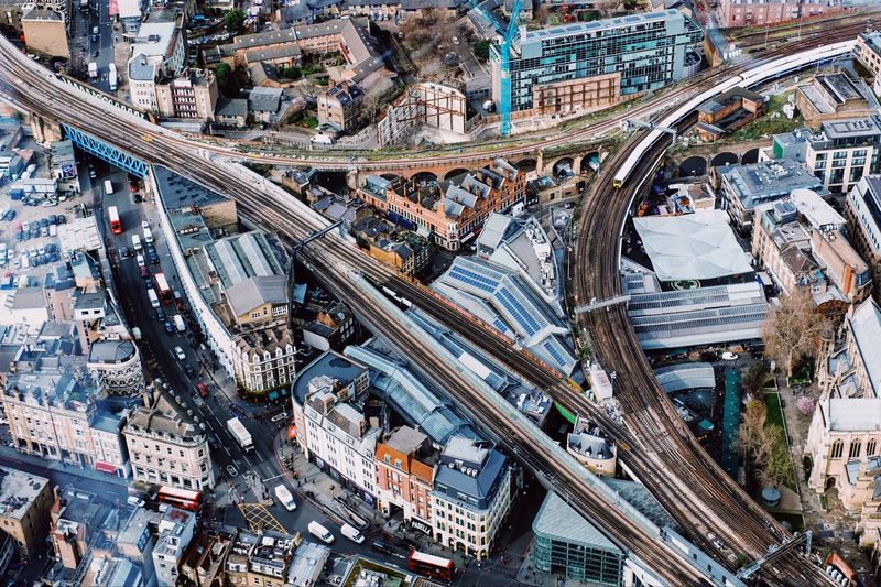 London Town Full Frame Backgrounds High Angle View No People Built Structure Architecture Day Outdoors Building Exterior Travel Destinations Travel Tourism City Transportation Building Aerial View Pattern My Best Photo The Great Outdoors - 2019 EyeEm Awards