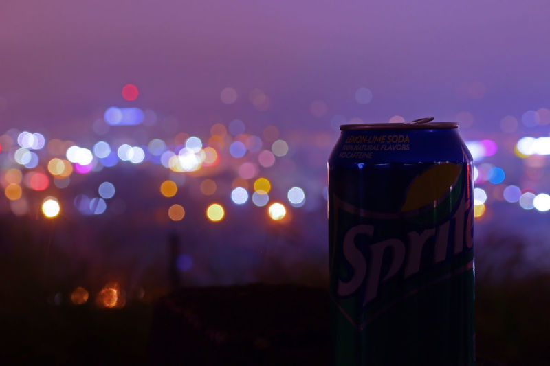 Chillin outside on a foggy night. February 2016 2016 Bokeh Bokeh Photography Canon Canon Sl1 City Lights Color Colorful February February 2016 Fog Over The City Foggy Morning Night Photography Stock Lens View Of A City At Night From Above Team Awesome's Late Night Adventures Nighttime Photography Colour Your Horizn