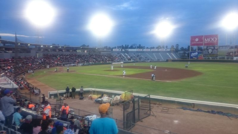 At Night🌙 Torreón, Coahuila Comarca Lagunera Baseball Baseball Game Baseball Field Baseball ⚾ Beisbol Stadium Comarca Lagunera