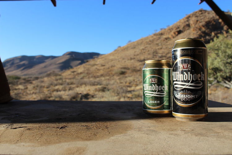 Namibia Beer
