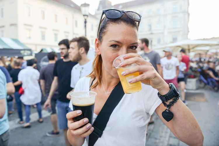 Slovenian best food festival - Beer and Burger fest in Ljubljana. Home of best burgers and slovenian craft beers. Must visit. ;) Beer Beer Glass Beer Time Beers Best Taste To My Mouth Mcchickens W Rancho And Buffalo Sauce And Fries W. Buffalo Sauce. <3 Burger Burgerking Burgers Burning Craft Beer Eating Foodie Grill Grilled Meat Hamburger High Angle View Ljubljana Odprtakuhna Pivo In Burger Fest Street Food Worldwide Streetfood Streetphotography Tasty The Photojournalist - 2017 EyeEm Awards The Street Photographer - 2017 EyeEm Awards