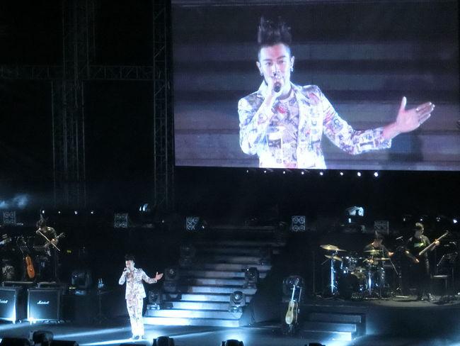 Pakho Guangzhou Concert