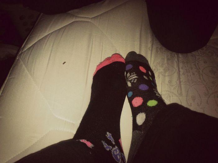 My socks lol
