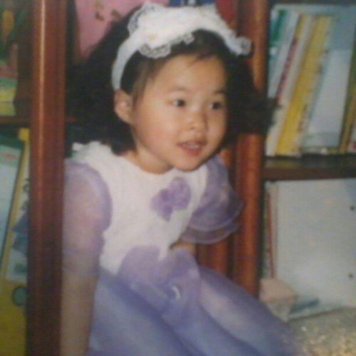 Me Baby Young Korea korean dress happy old