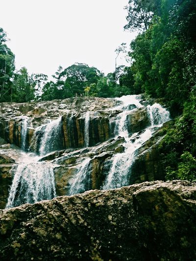 We Live In A Beautiful World Nature Waterfalls River Rainforest