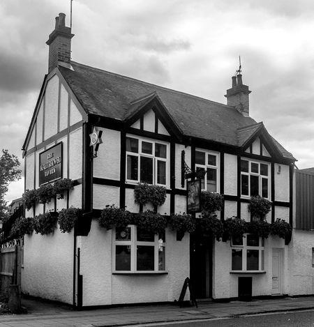 The Malt Shovel, Northampton Black And White Architecture Northampton Northampton Pubs
